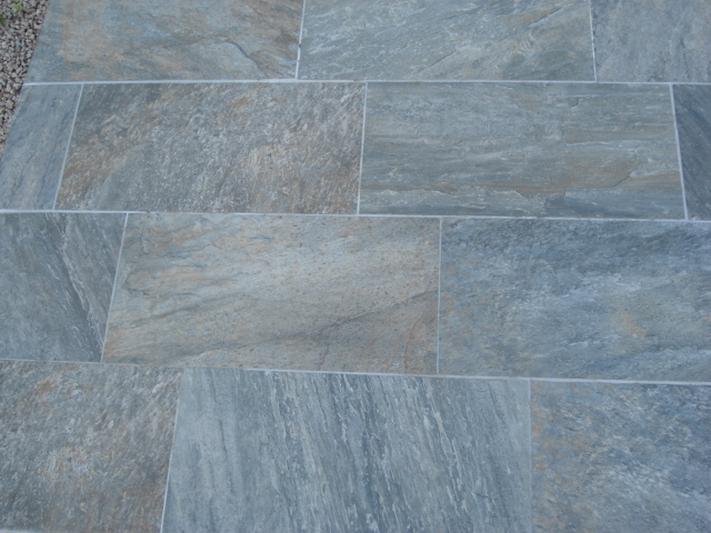 Terrasse for Carrelage quartzite