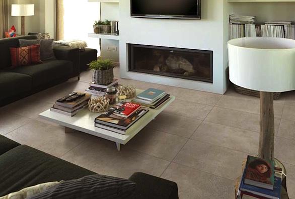 Concrete for Domus interieur